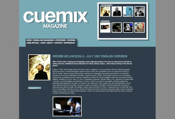 Cuemix Magazine July 2007