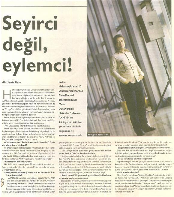 Cumhuriyet  14 Ekim 2007