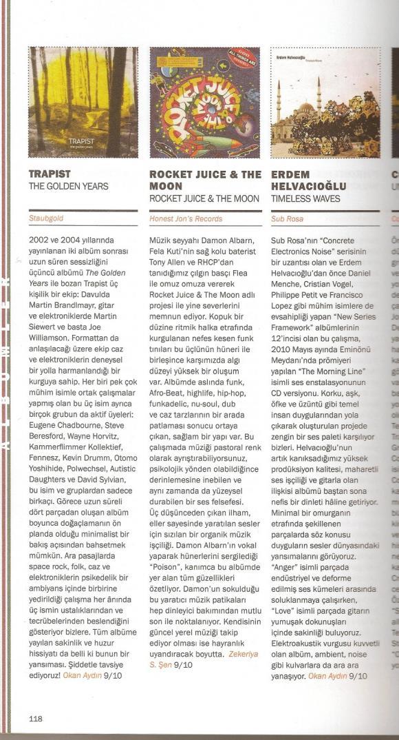 Babylon Dergi Temmuz 2012
