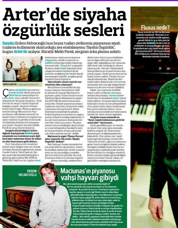 Radikal Gazetesi 9 Şubat 2012
