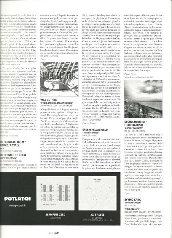 Revue & Corrigee Magazine June 2012