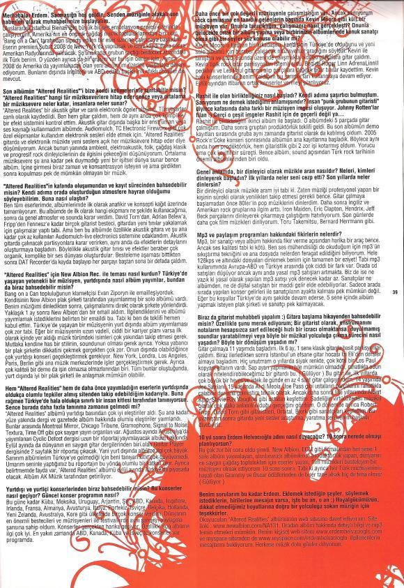 Yuxexes dergi Ağustos 2007